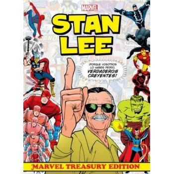 Stan Lee -  Marvel Treasury Edition