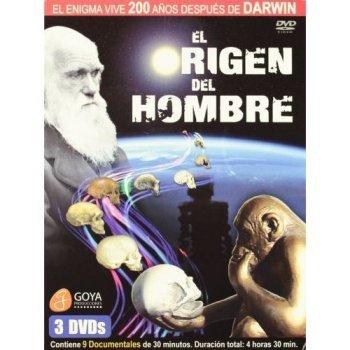 El Origen del Hombre - Serie Completa - DVD