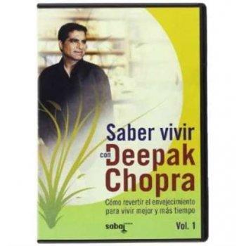 Saber vivir con Deepak Chopra - DVD