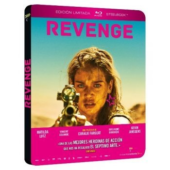 Revenge - Blu-Ray