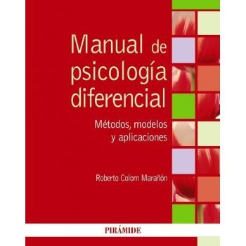 Manual de psicologia diferencial