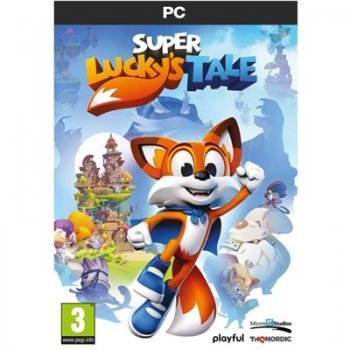 Super Lucky's Tale PC