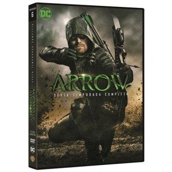 Arrow - Temporada 6 - DVD