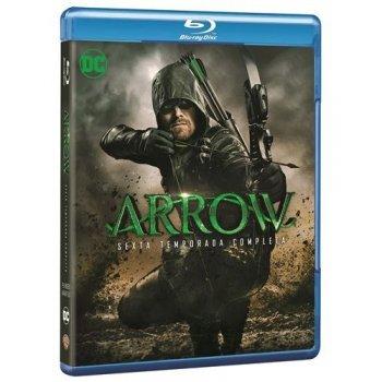 Arrow - Temporada 6 - Blu-Ray