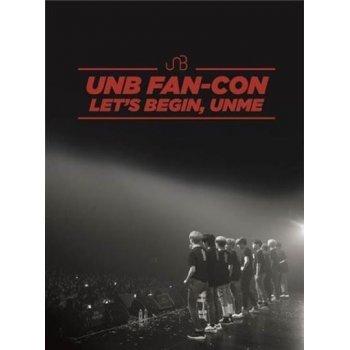 Dvd-2018 unb fan con let s begin un
