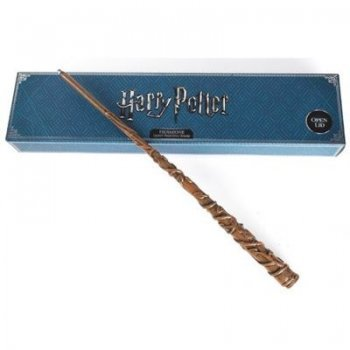 Réplica Harry Potter - Varita con luz de Hermione Granger