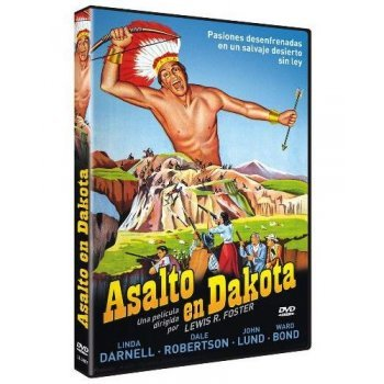 Asalto en Dakota - DVD