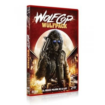 Wolfcop Wolfpack: Wolfcop + Another Wolfcop - DVD