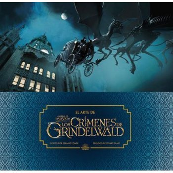 El arte de animales fantásticos: los crímenes de Grindelwald