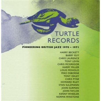 Turtle records pioneering bri(3cd)