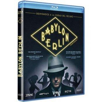Babylon Berlin - Temporada 1 - Blu-Ray