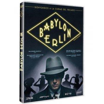 Babylon Berlin - Temporada 1 - DVD