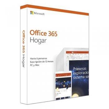 Microsoft Office 365 Hogar 6 usuarios