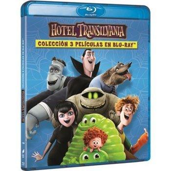 Hotel Transilvania 1-3 - Blu-Ray