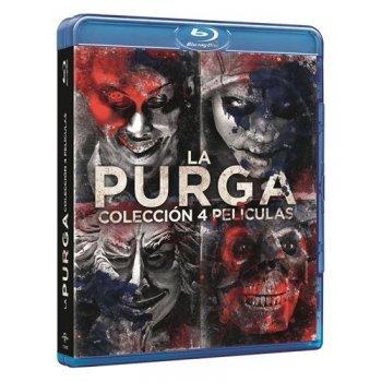 Pack La Purga 1-4 - Blu-Ray