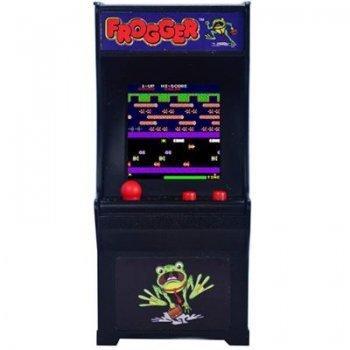 Réplica miniatura de consola Tiny Arcade - Frogger