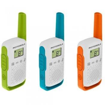 Walkie-Talkie Motorola T42 Triplepack
