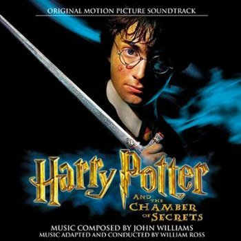 Lp-harry potter the chamber sec(2lp