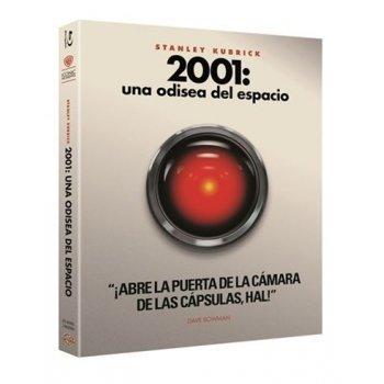 2001 Una odisea del espacio - Ed Iconic Blu-Ray