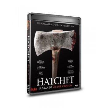 Hatchet - La saga de Victor Crowley - Blu-Ray