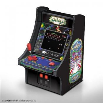 Consola Retro Micro Player Galaga