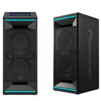 Altavoces Bluetooth Pioneer Club5 USB Negro Pareja