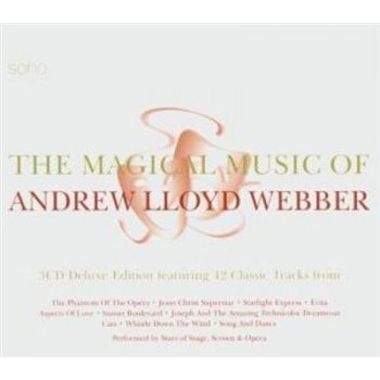 Magical music of andrew lloyd webbe