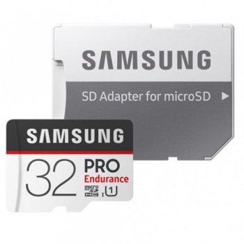 Tarjeta MicroSDXC Samsung Pro Endurance MB-MJ32GA/EU 32GB + Adaptador
