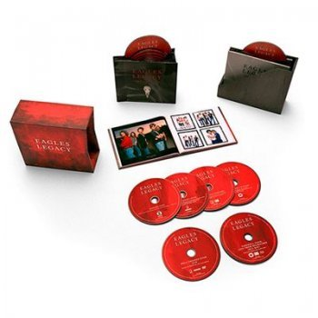 Box-legacy (12cd+dvd+blr)