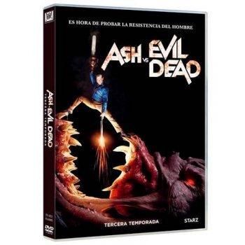 Ash Vs Evil Dead - Temporada 3 - DVD