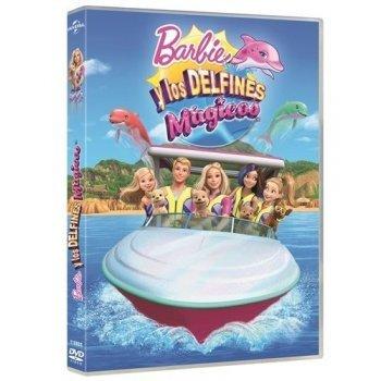 Barbie y los delfines mágicos - DVD