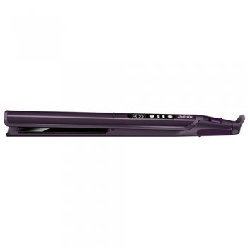 Plancha de pelo BaByliss Deep Black Sensitive Violeta