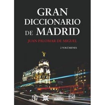 Gran diccionario de Madrid - Estuche 2 Vol