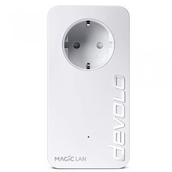 Adaptador Powerline LAN Devolo Magic 1 Kit de inicio
