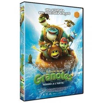 El regne de les granotes - DVD