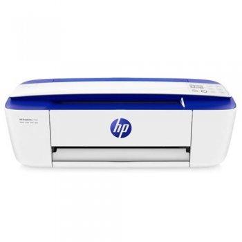 Impresora multifunción HP DeskJet 3760 Blanco/Azul
