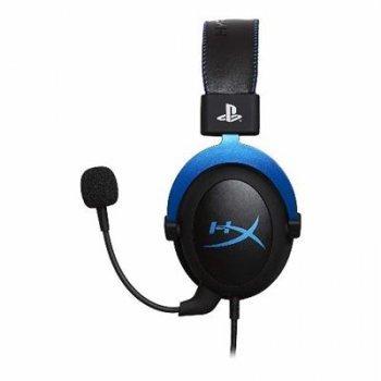 Auriculares Hyperx Cloud Negro - Azul PS4