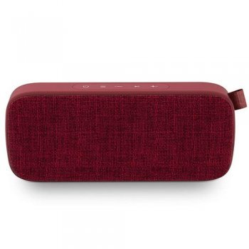 Altavoz Bluetooth Energy Sistem Fabric Box 3+ Trend Cherry