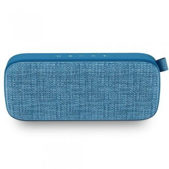 Altavoz Bluetooth Energy Sistem Fabric Box 3+ Trend Blueberry