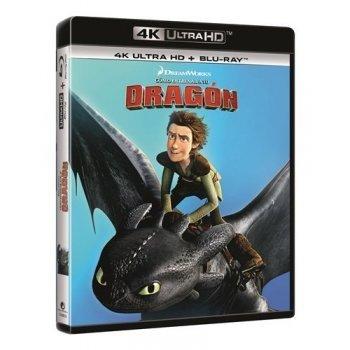 Cómo entrenar a tu dragón - UHD + Blu-Ray
