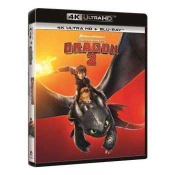 Cómo entrenar a tu dragón 2 - UHD + Blu-Ray