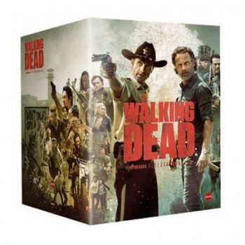 The Walking Dead - Temporadas 1-8 - DVD