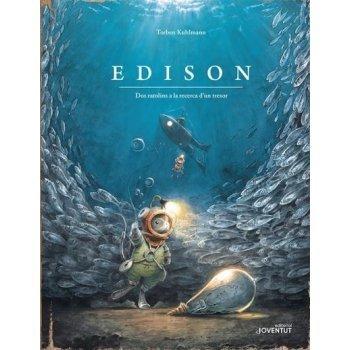 Edison dos ratolins a la recerca d'