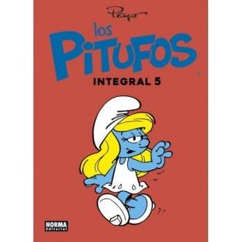 Los pitufos 5 integral