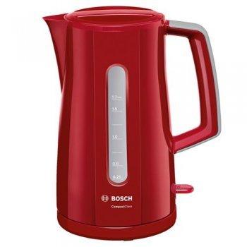 Hervidor Bosch CompactClass Rojo