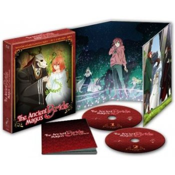The Ancient Magus Bride - Parte 1 Episodios 1 a 12 - Blu-Ray