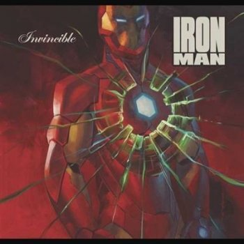 Get Rich Or Die Tryin? (Marvel Hip-Hop Variant Cover Edition - Invincible Iron Man) - 2 Vinilos
