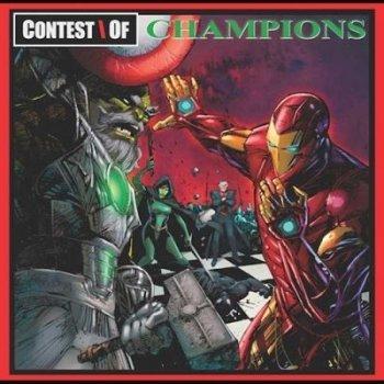 Liquid Swords (Marvel Hip-Hop Variant Cover Edition - Contest Of Champions) - Vinilo