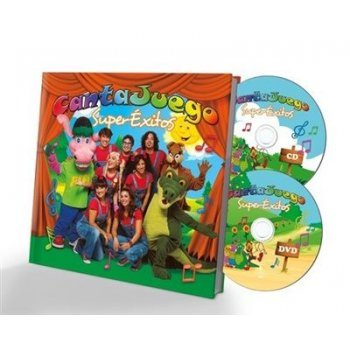 Superéxitos - CD + DVD + Libros