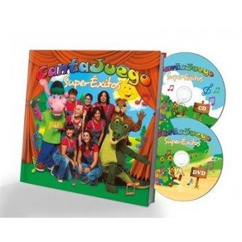 Superéxitos - CD + DVD + Libros
